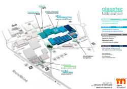 Graphic: site plan