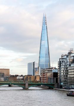 The Shard in London