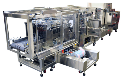 Printed Film Shrink Wrap Machine
