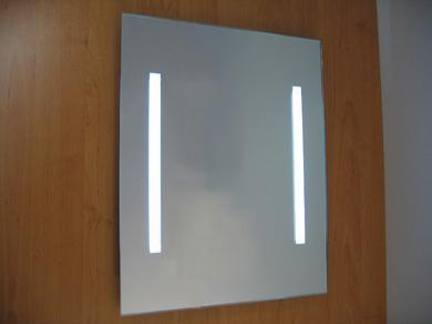 LED-board lighting -no points visible-