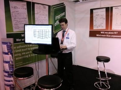 A successful exibit for Smart-Builder at FIT Show 2014