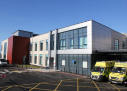 WEST CUMBRIA HOSPITAL RECEIVES THE TECHNICAL TREATMENT FROM